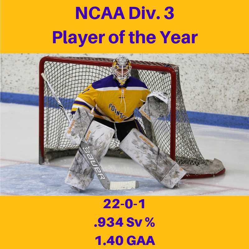 NCAA Div. 3 Player of the Year